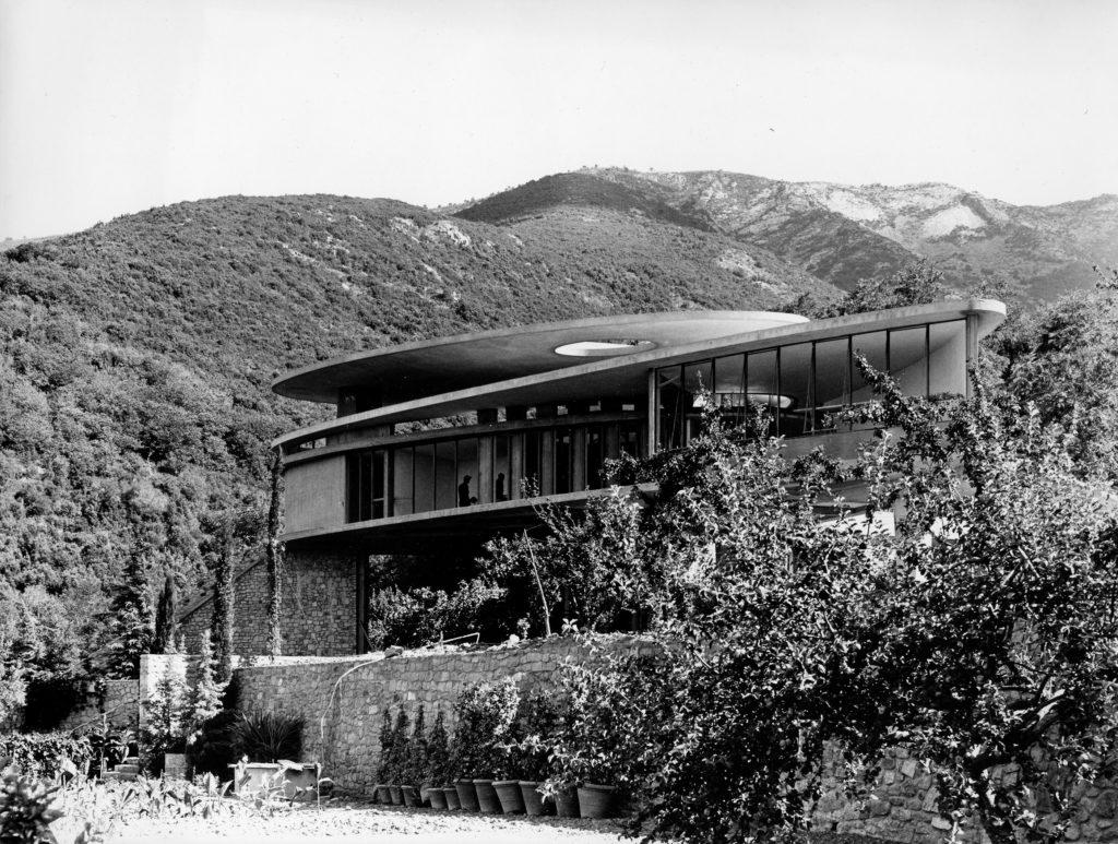 Casa Balmain (1957-1959 Marciana - Isola d'Elba)